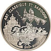Изображение Монеты Франция 6,55957 франка 2000 Серебро Proof-