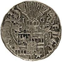 Изображение Монеты Шлезвиг-Гольштейн-Шауэнб 1/24 талера 1601 Серебро XF-