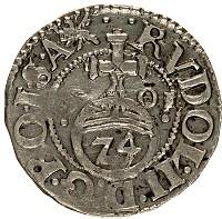 Каталог монет - Шлезвиг-Гольштейн-Шауэнб 1/24 талера