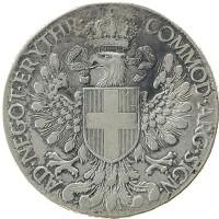 Каталог монет - Италия 1 талер
