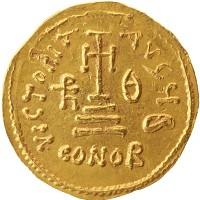 Каталог монет - Византия 1 солид