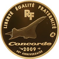 Каталог монет - Франция 50 евро