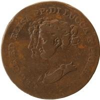 Каталог монет - Лукка 5 сентесим