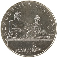 Каталог монет - Италия 5 евро