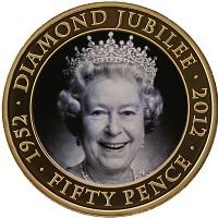 Каталог монет - Тристан-да-Кунья 5 пенсов