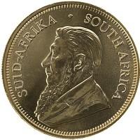 Каталог монет - ЮАР 1 крюгерранд