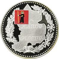 Каталог монет - Швейцария 1 унция