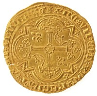 Каталог монет - Франция Франк пеший