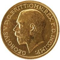 Каталог монет - Австралия 1 соверен