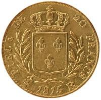 Каталог монет - Франция 20 франков