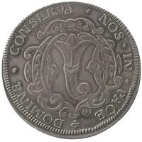Каталог монет - Базель 1 талер