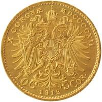 Каталог монет - Австрия 10 крон