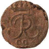 Каталог монет - Бранденбург 1 солид