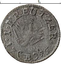 Каталог монет - Силезия 1 крейцер