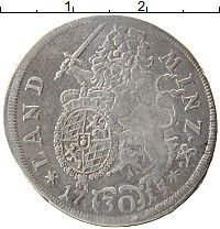 Каталог монет - Бавария 30 крейцеров