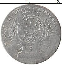 Каталог монет - Бранденбург-Байрот 5 крейцеров