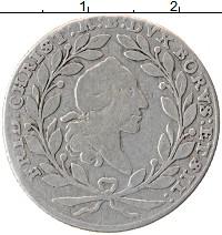 Каталог монет - Бранденбург-Байрот 10 крейцеров