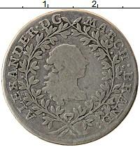 Каталог монет - Бранденбург-Ансбах 20 крейцеров