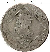 Каталог монет - Бранденбург-Ансбах 30 крейцеров