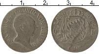 Изображение Монеты Бавария 6 крейцеров 0 Серебро