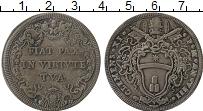 Изображение Монеты Европа Ватикан 1/2 скудо 0 Серебро