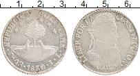 Изображение Монеты Боливия 4 соля 1830 Серебро VF