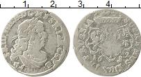 Изображение Монеты Бранденбург 6 грошей 1682 Серебро  Фридрих Вильгельм