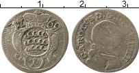 Изображение Монеты Германия Вюртемберг 1 крейцер 1769 Серебро