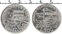 Изображение Монеты Европа Италия 500 лир 1991 Серебро UNC-