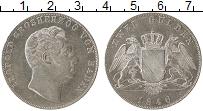 Изображение Монеты Германия Баден 2 гульдена 1846 Серебро XF