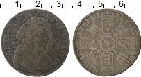 Изображение Монеты Европа Великобритания 1/2 кроны 1693 Серебро
