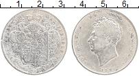 Изображение Монеты Великобритания 1/2 кроны 1826 Серебро VF