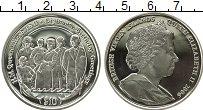 Изображение Монеты Виргинские острова 10 долларов 2006 Серебро UNC- Елизавета II