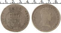Изображение Монеты Италия Тоскана 1 франческоне 1797 Серебро