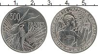 Продать Монеты КФА 500 франков 1976 Медно-никель