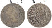 Изображение Монеты Франция 1/10 экю 1788 Серебро