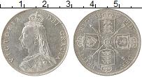 Изображение Монеты Великобритания 1 флорин 1887 Серебро XF