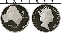 Изображение Монеты Австралия и Океания Австралия 5 долларов 1993 Серебро Proof-