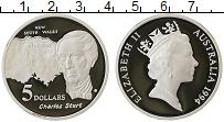 Изображение Монеты Австралия и Океания Австралия 5 долларов 1994 Серебро Proof-