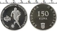Изображение Монеты Хорватия 150 кун 2006 Серебро  Чемпионат мира по фу