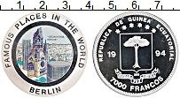 Изображение Монеты Экваториальная Гвинея 7000 франков 1994 Серебро Proof-