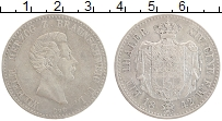 Изображение Монеты Брауншвайг-Вольфенбюттель 1 талер 1842 Серебро XF Вильгельм. СvC