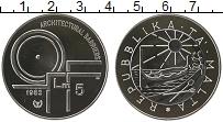 Изображение Монеты Европа Мальта 5 фунтов 1983 Серебро