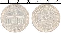 Изображение Монеты США 1/2 доллара 1946 Серебро XF Айова