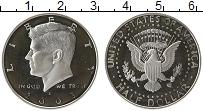 Изображение Монеты США 1/2 доллара 2003 Серебро Proof-
