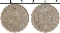 Изображение Монеты Ямайка 1/2 пенни 1910 Медно-никель UNC- Эдвард VII
