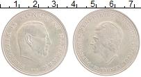 Изображение Монеты Дания 10 крон 1968 Серебро XF