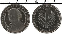 Изображение Монеты Германия 10 евро 2012 Медно-никель UNC-