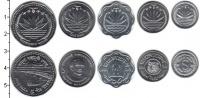 Изображение Наборы монет Бангладеш Бангладеш 0  UNC