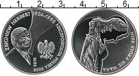 Изображение Монеты Европа Польша 10 злотых 2008 Серебро Proof-